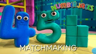 Download NUMBERJACKS | Matchmaking | S2E13 Mp3 and Videos