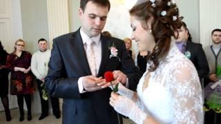 Свадебное видео друзей Александра и Дианы (Пинск 2012)