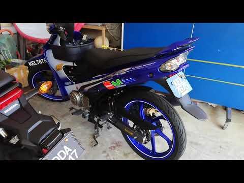 Honda Dash 125 fi sound