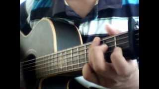 (Thùy Chi - M4U) Mưa - guitar fingerstyle