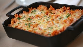 Beth's Cheesy Pizza Pasta Bake (great For Picky Eaters!)