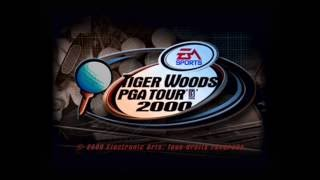 "[Ps1] Introduction du jeu ""Tiger Woods PGA Tour 2000"" de l"