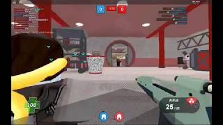 Roblox-Playing Mad Paintball 2