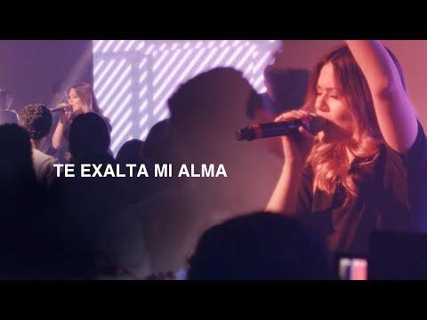 Te exalta mi alma - Un Corazón EN VIVO (Videoclip oficial) HD