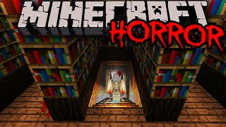 "Minecraft 1.8: Amazing Horror Map! ""---"" Scary Haunted House Adventure ENDING Puzzle Mystery PART 2"