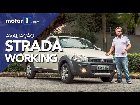 Fiat Strada Working Da Conta Do Recado Avaliacao Motor1 Com