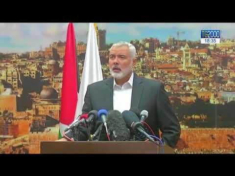 Gerusalemme: Scontri A Gaza E In Cisgiordania