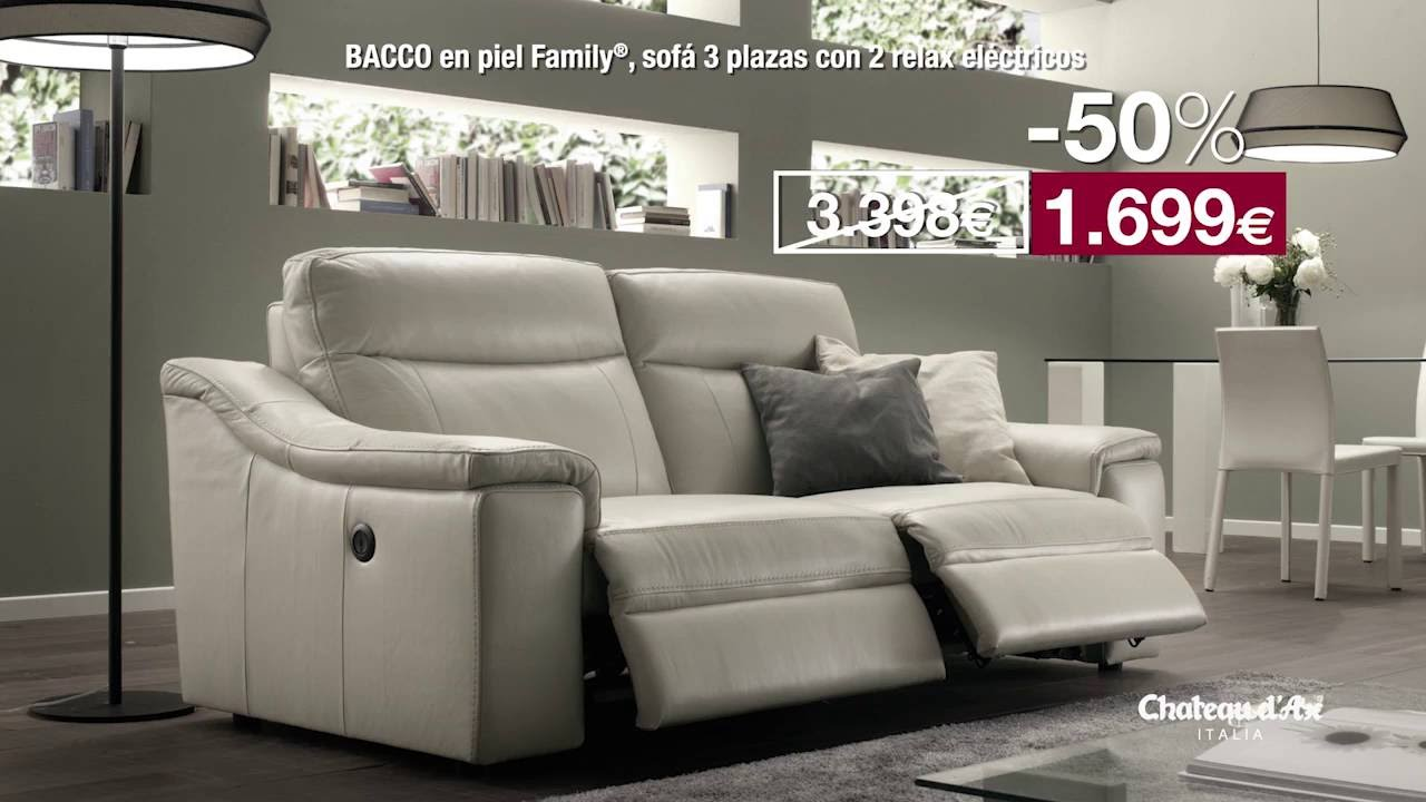 descubre el sof bacco rebajas del 50 en sof s modernos ForRebajas Sofas De Piel