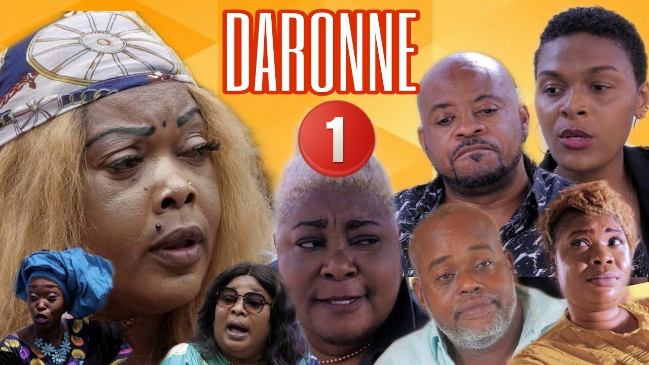Download DARONNE Ep1   Film Congolais   Gabrielle Ebakata Omari Alain Lina Carine Pala Souzi Darling Palata.