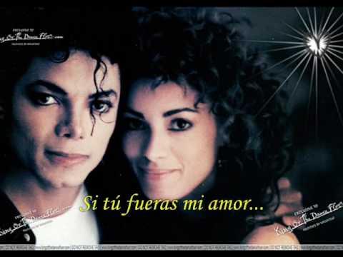 Michael Jackson - Butterflies (subtitulado).
