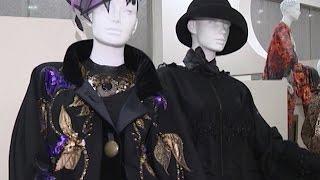 видео В Москве открылась персональная выставка Вячеслава Зайцева