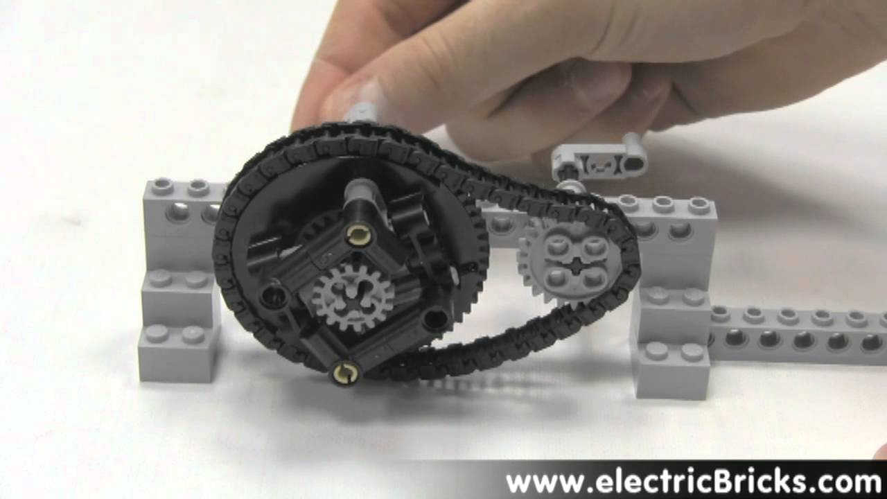 Lego Ring Gear