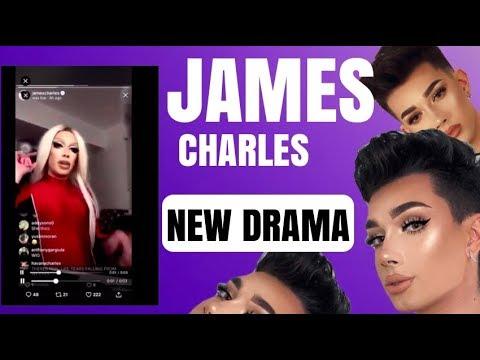 JAMES CHARLES SAID WHAT