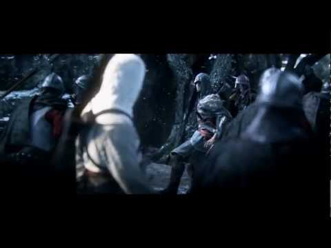 Assassins Creed - New Divide By Linkin Park - GMV