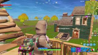 Fortnite - Partidaza en duo con final inesperado