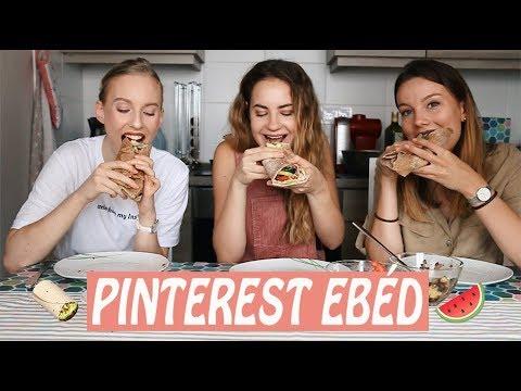Kedvenc Pinterest ebédötleteink (Hédi besegít) | Lina és Panni