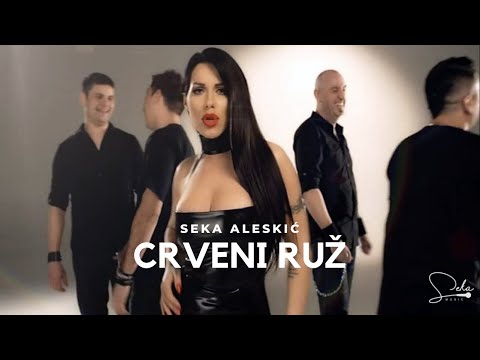 SEKA ALEKSIC - CRVENI RUZ (OFFICIAL VIDEO)