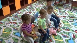 Урок английского для детей 3-4 лет.
