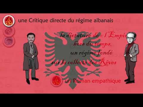 """""""le Palais des rêves"""", d'Ismaïl Kadaré (Alchimie d'un roman n°56)"""