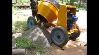 cement mixer machine MODEL PNB-201