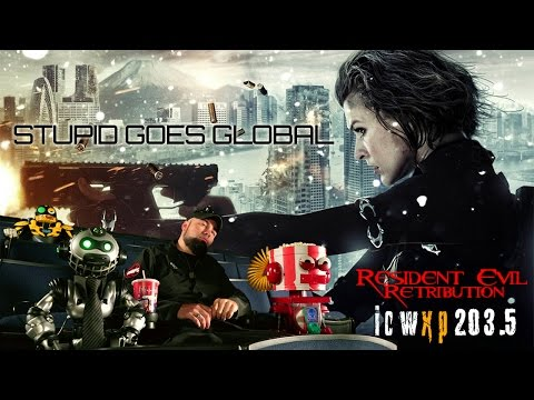 Incognito Cinema Warriors XP | Ep. 203.5 - Resident Evil: Retribution