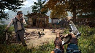 Спустя часы геймплея [Смотрим Far Cry 4 на PS4] #4/4