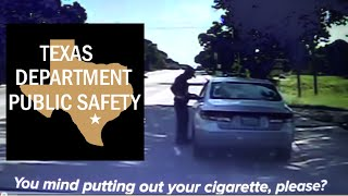 Texas DPS Shows How To Look For A Fight With A Badge and Gun - Contempt of Cop