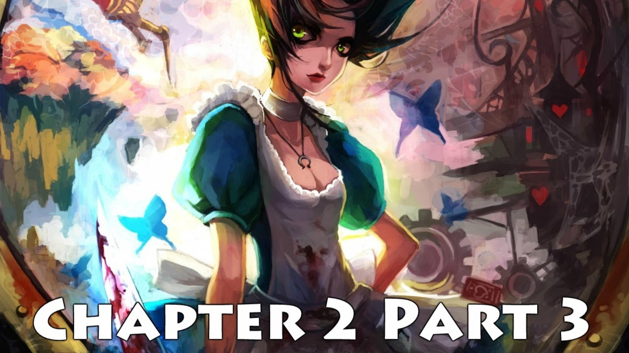 Alice Madness Returns Walkthrough Chapter 2 alice madness returns - gameplay walkthrough chapter 2: part 3 [ps3] [hd]