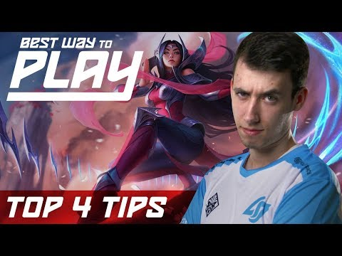 League of Legends: 4 Tips to Win - Best Way to Play thumbnail
