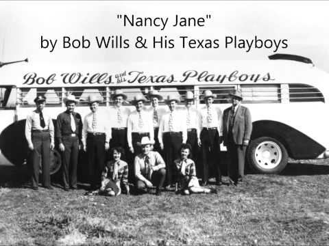"""Nancy Jane"" by Bob Wills and His Texas Playboys"