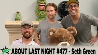Download ABOUT LAST NIGHT #477 - Seth Green Mp3 and Videos