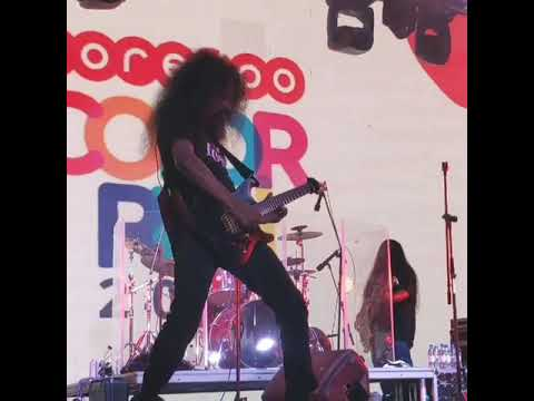 A Short Clip From Ooredoo Color Run Music Festival