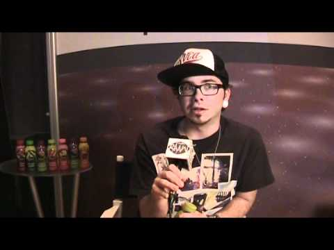 Playlist Live:  Interview with David Maisel