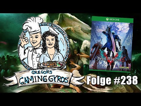 Devil May Cry V ~ Reiß dem Teufel die Puperze raus! (Gregors Gaming Gyros #238) thumbnail