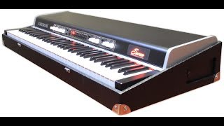 Crumar Seven - Electric Piano Review with Special Guest Dave Bryce