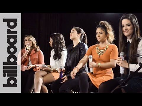 Fifth Harmony covers Rihanna's 'Stay' | Billboard Candid Covers