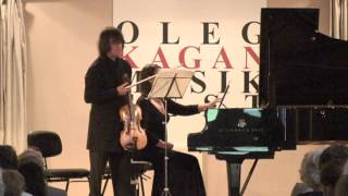 Glinka Viola Sonata Yuri Bashmet & Ksenia Bashmet