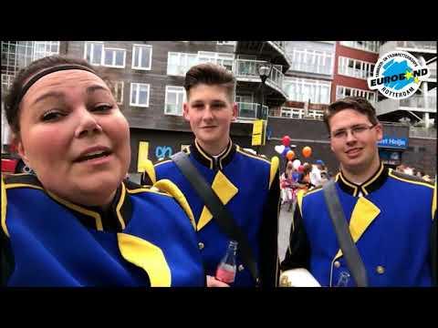 Euroband Rotterdam VLOG #1
