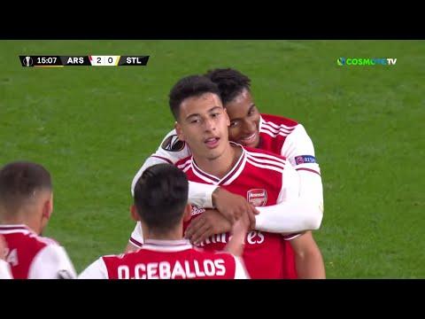 Άρσεναλ - Στανταρ Λιέγης (4-0) Highlights - UEFA Europa League - 3/10/2019 | COSMOTE SPORT