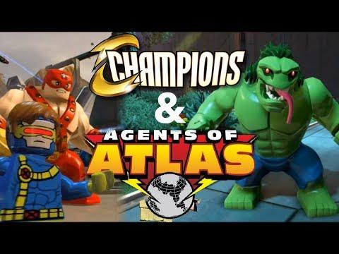 X-MEN'S CYCLOPS? LEGO Marvel Superheroes 2 Characters DLC Packs ...