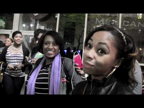 """Romany Malco interviews fans of """"Think Like A Man"""""""