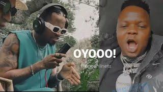 Diamond Kamjibu Harmonize baada ya kuvunja rekodi yake YouTube kwa Attitude na Awilo longomba