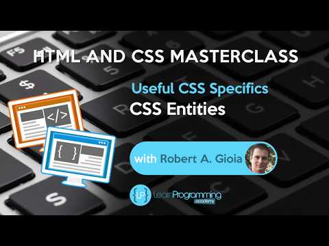 Master HTML And CSS - No Programming Experience Required!
