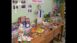 БН УНР 17 поделки из бытовых отходов декабрь 2010
