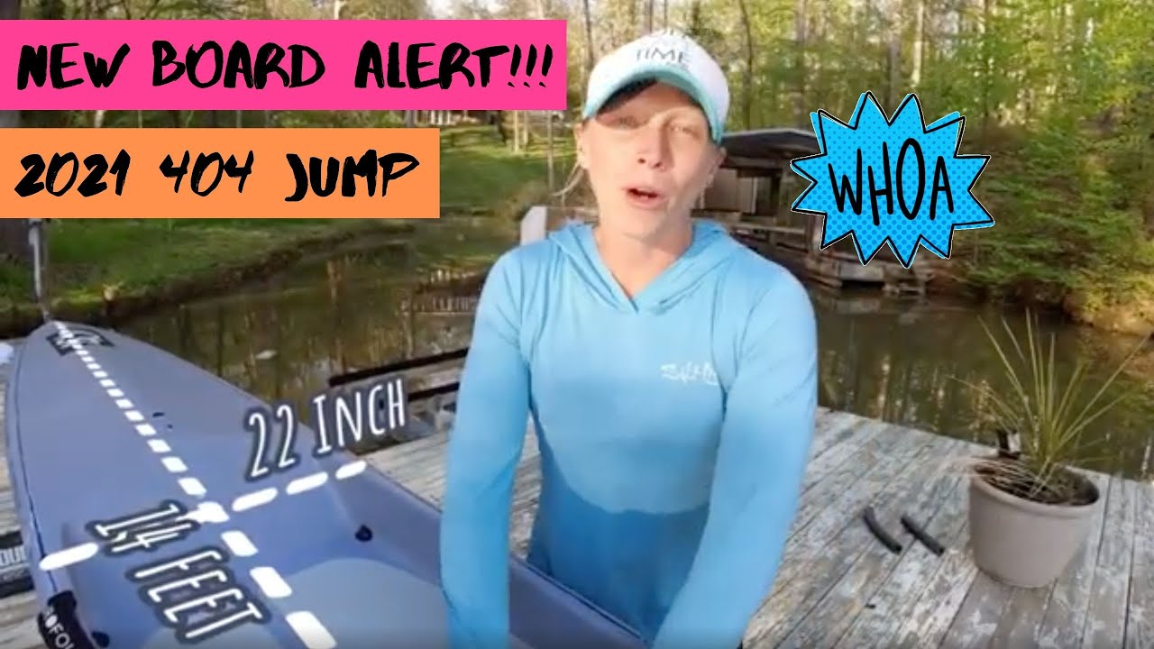 NEW BOARD ALERT!! 404 Jump Unpacking - Initial Thoughts