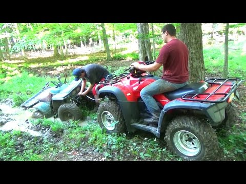 FOUR WHEELER RESCUE MISSION