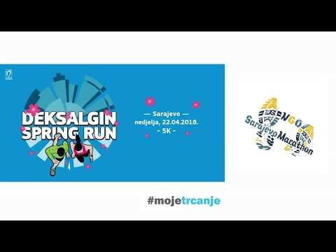 Deksalgin 5K spring run 2018.