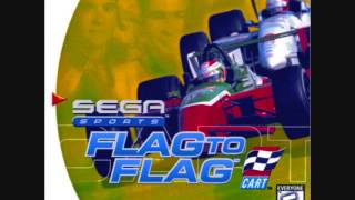 Sega Sports: Flag to Flag ~CART~ (Super Speed Racing) BGM [Dreamcast] 1999