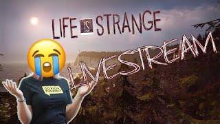 WAS HABE ICH NUR GETAN?? LIFE IS STRANGE LIVESTREAM #Katistreamt