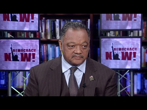 Rev. Jesse Jackson: Confirming Sessions as Attorney General Would Stick a Knife Through MLK's Work